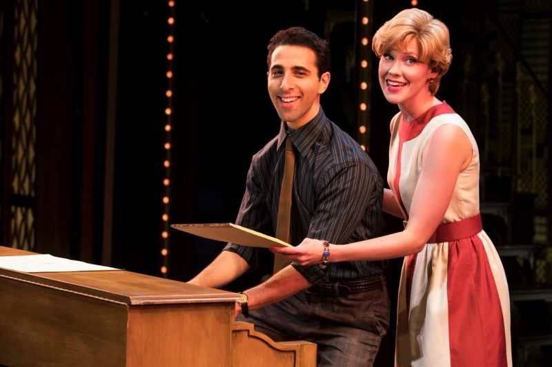 Barry Man and Cynthia Weil review a recently composed song.
