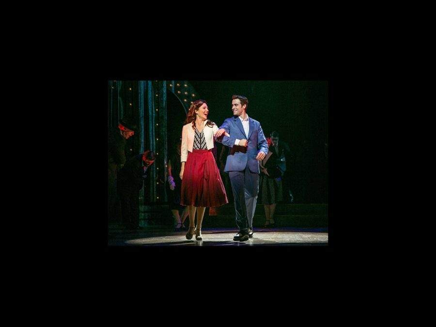 PS - The Bandstand - wide - 11/15 - Laura Osnes and Corey Cott