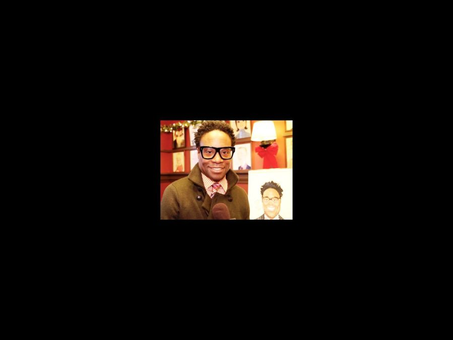 On The Scene - Billy Porter - square - 12/13