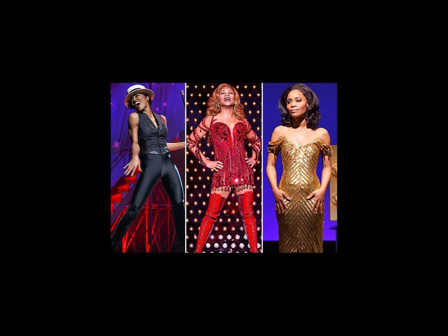 Pippin - Kinky Boots - Motown - Patina Miller - Billy Porter - Valisia Lekae - stacked - wide - 11/13