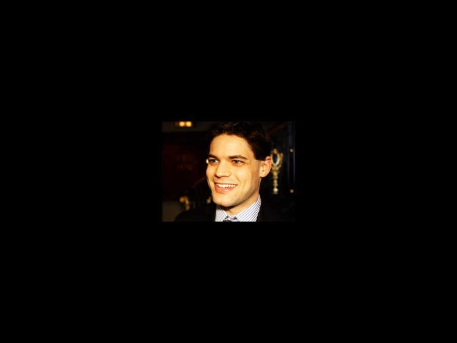 On the Scene - Newsies opening - Jeremy Jordan - 3/12
