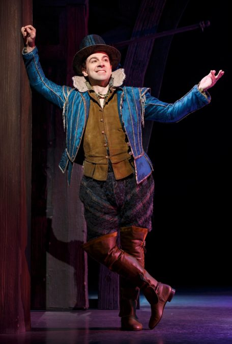 PS - Something Rotten - Rob McClure - Joan Marcus