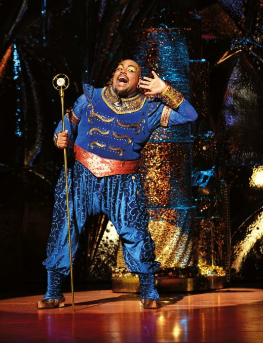 PS - Aladdin (London) - Trevor Dion Nicholas - Photo - Deen van Meer - 8/16