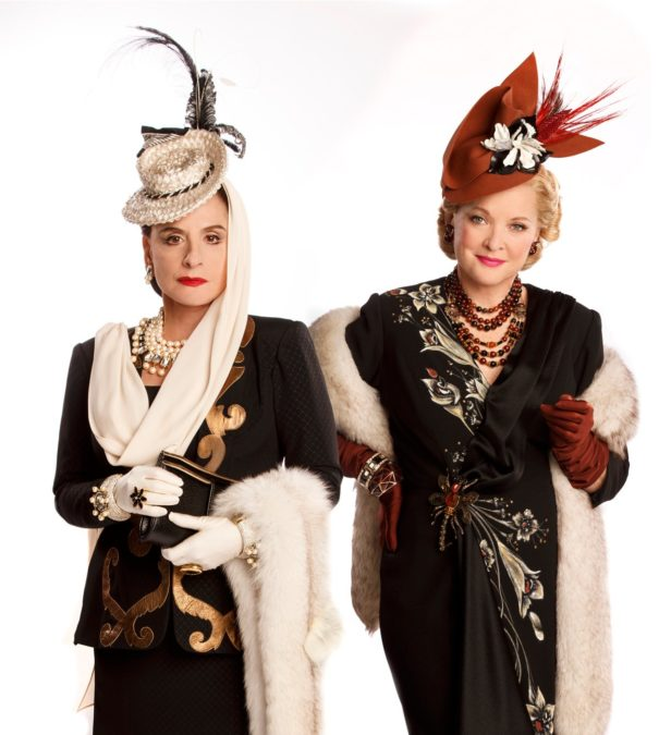 Patti LuPone and Christine Ebersole in WAR PAINT photo by Joan Marcus (2) - 10/16