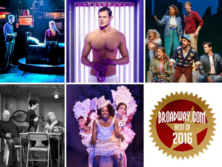 Best Shows - 2016 - Matthew Murphy - Jeremy Daniel - Joan Marcus - Julieta Cervantes