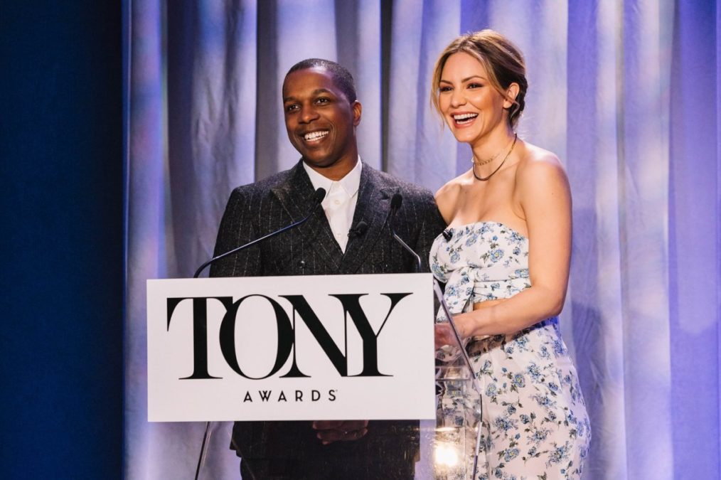 OP - 2018 Tony Nominations Announcement - 5/18 -