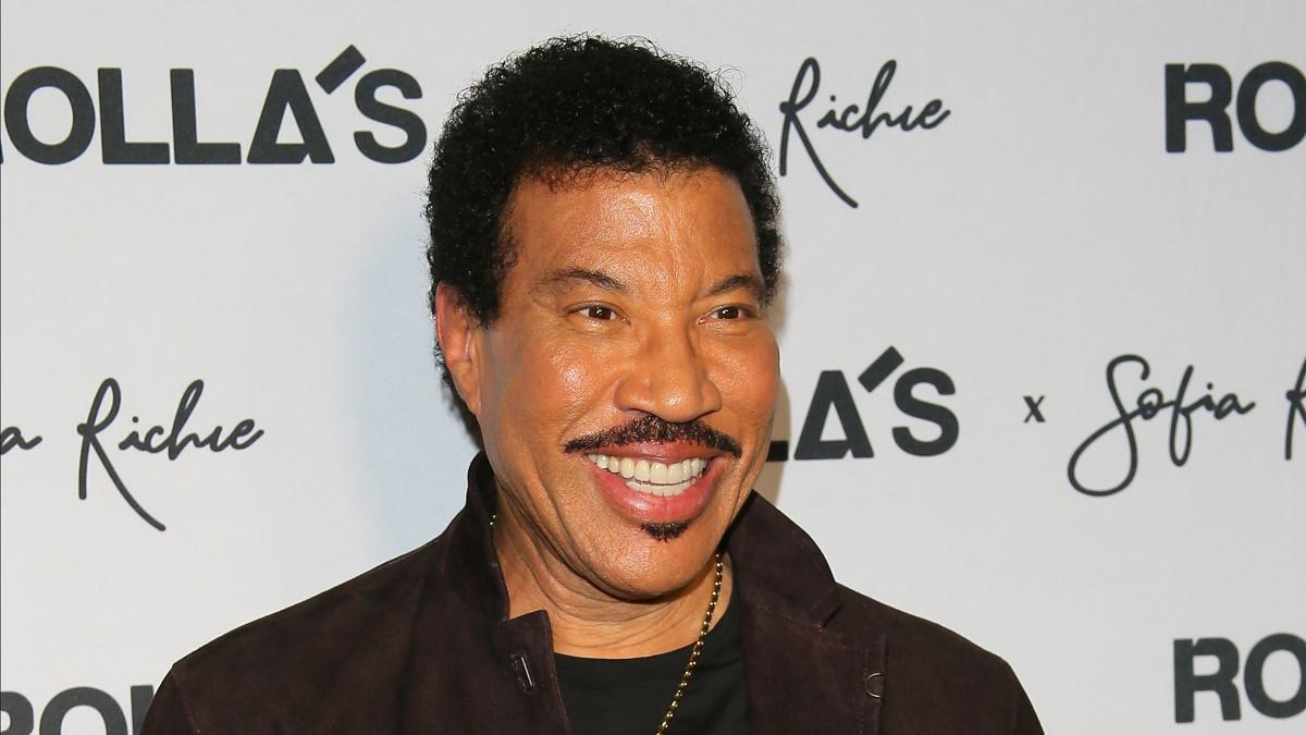 Lionel Richie - 2/20 - Jean Baptiste Lacroix/Getty Images