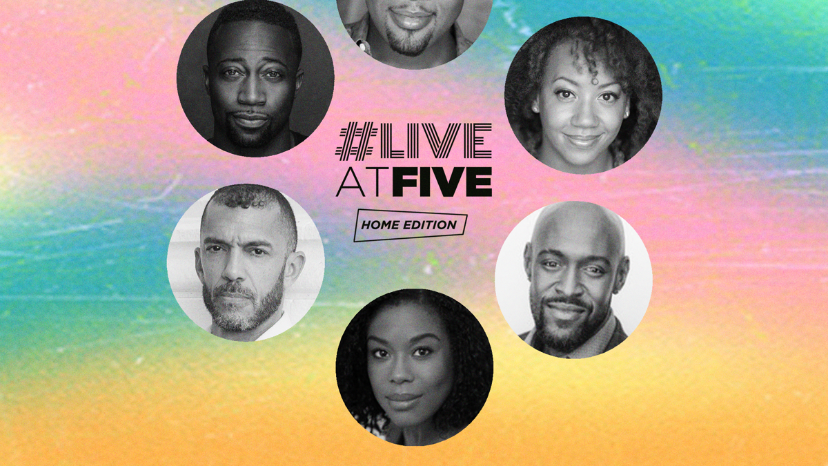 Live at Five Home Edition - Michael James Scott - Ariel Reid - John Eric Parker - Tracee Beazer - Dennis Stowe - Nick Rashad Burroughs - 7/20