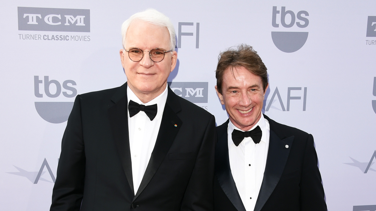 Steve Martin - Martin Short - 8/20 - Jason Merritt/Getty Images for Turner Image
