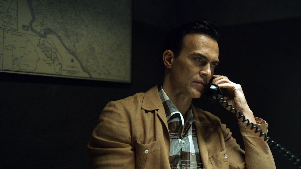 Cheyenne Jackson as Dale Jennings in Equal - 8/20 - COURTESY OF HBO MAX