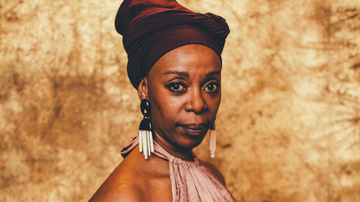 Tony Nominee Portraits - Noma Dumezweni - 6/18